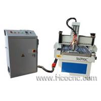 Buy cheap Homemade Small CNC Stone Router Cutting Etching Engraver for Sale S6090C from wholesalers