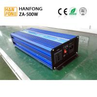 Buy cheap 500w pure sine wave inverter high frequency with charger battery off grid UPS INVERTERS solar panel inverter with charg from wholesalers