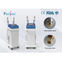 Buy cheap 0~3 mm adjustable Invasive needle depth korea rf skin tightening machine rf wrinkle removal machine from wholesalers