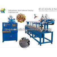 Buy cheap PLC Control Polyurethane Ear Plug Machine Continuous Foaming For Color Earplugs from wholesalers