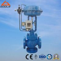 Buy cheap China Type ZJHQ/ZJHX  Pneumatic 3-Way  Flanged Flow Control Valve (Diverting/Mixing) from wholesalers