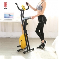 Buy cheap Magnetic Steel Tube 120kg Gym Master Fitness Spinning Bike from wholesalers