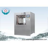 China Rectangular Chamber With Smooth Round Corners And Jacket Medical Instrument Sterilizer Machine on sale