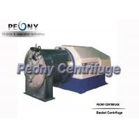 Buy cheap 2 Stage Pusher Salt Centrifuge Salt Crush and Wash Table Salt Production Line from wholesalers