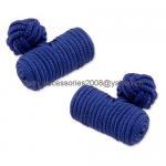 Buy cheap silk barrel cufflinks from wholesalers