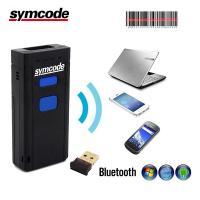 Mini Pocket Wireless Bluetooth Barcode Scanner 1D Laser Scanner Easy Operation