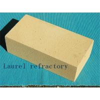 Buy cheap Insulated Fire Brick Refractory Light Weight For Sulphur recovery from wholesalers