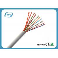 Buy cheap 20 Pairs Solid Cat3 Telephone Cable / Waterprooft 24AWG Phone Line Cable from wholesalers