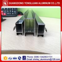 Buy cheap Aluminum sliding window frame, window and door making material from wholesalers