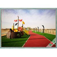 Buy cheap Plastic 4 Tone Natural Landscaping Artificial Grass For Garden Decoration from wholesalers