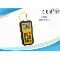 Buy cheap USB Manual Leeb Portable Hardness Testers Digital For Metal High Accuracy from wholesalers