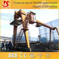 Buy cheap China new type 30 ton crane with grab manufacture from wholesalers