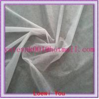 Buy cheap 100% polyester fusible non-woven interlinings from wholesalers