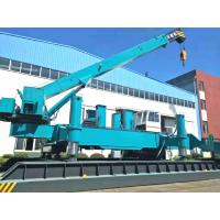 Buy cheap ZYC180 static pile driver  for precast concrete pile of pile  foundation with 8T lifting crane product