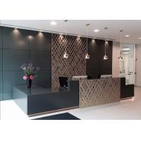 Buy cheap High Strength Stainless Steel Decorative Panels / Decorative Metal Wall Panels For House from wholesalers
