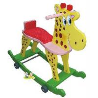 Buy cheap Wooden Ride on Toys, Ride on Horse from wholesalers