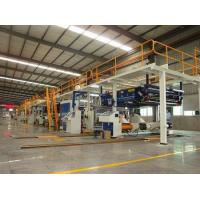 Buy cheap Automatic-Computer Controlled 5 Ply Corrugated Cardboard Production line from wholesalers