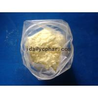 Buy cheap Yellow Raw Steroid Powder Trenbolone Base for Muscle Building CAS 10161-33-8 from wholesalers