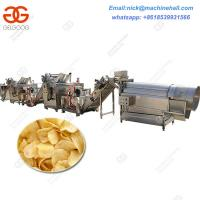 Buy cheap Banana Chips Production Line for Sale/Automatic Banana Chips Production line from wholesalers