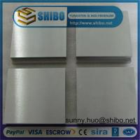 Buy cheap TZM molybdenum sheet carrier for MIM powder metallurgy injection molding from wholesalers