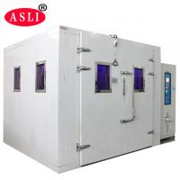 Buy cheap High UV Radiation And Humidity UV Aging Test Chamber / Rack For Aging Laboratory from wholesalers