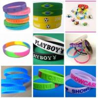 Buy cheap Silicone Wristbands | Wrist bands | Cusmized wristbands from wholesalers