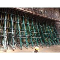 Buy cheap Single sided formwork system , tunnel formwork for Singapore MRT project from wholesalers