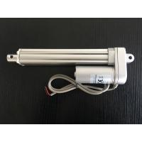 Buy cheap CE Miniature Linear Actuators with 10cm travel length, 12volt dc IP65 (waterproof) from wholesalers