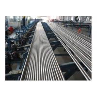 Buy cheap ASTM B407 Incoloy 800 Seamless Pipe , UNS N08800 / 1.4876 Seamless Nickel Alloy Tube from wholesalers