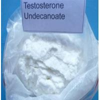 Buy cheap Healthy Muscle Gain Raw Steroid Powders Testosterone Undecanoate Andriol 98.71% CAS 5949-44-0 from Wholesalers