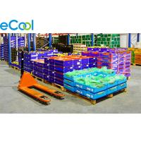 Buy cheap 3000 Tons Steel Structure Cold Storage For Vegetables Distribution Center PU Panel Assembling from wholesalers