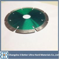 Buy cheap 1200mm saw blade diamond segments for stone cutting from wholesalers