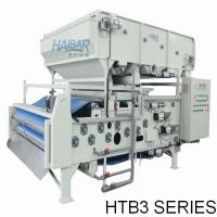 Buy cheap HTB3 Series Automatic Gravity Belt Thickening Type Belt Filter Press from wholesalers
