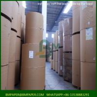 Buy cheap 60 GSM-120GSM Kraft Paper for Wrapping, Envelope from wholesalers