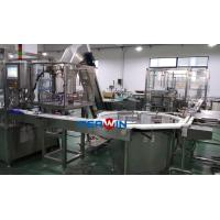 Buy cheap Filling And Screw Capping Machine from wholesalers