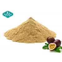 Buy cheap 100% Natural Passiflora Incarnata Passion Fruit Extract Powder for Food Additives from wholesalers