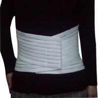 Buy cheap Cool Lightweight Elastic Low Contour Lumbar Sacral Support Brace product