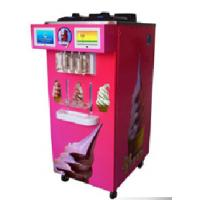 Buy cheap Coin Operated Ice Cream Vending Machine Travel Area / Beach Ice Cream Vendor from wholesalers