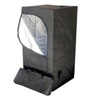 Buy cheap 600D Oxford Cloth 2×2 Hydroponic Mylar Grow Tent With High Reflective For Indoor Horticulture from wholesalers