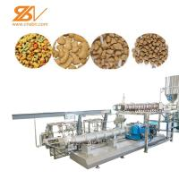 Buy cheap Floating Fish Animal Feed Extruder Machine And Equipment 380V 50HZ from wholesalers