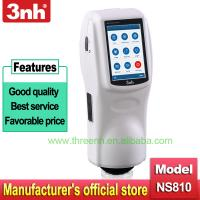 Buy cheap Color Spectrophotometer 3nh NS810 whiteness and yellowness spectrophotometer from wholesalers