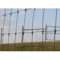 Buy cheap Galvanized Welded Wire Livestock Panels Low Carbon Steel Good Flexibility from wholesalers
