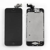 Buy cheap Black OEM iPhone LCD Screen Replacement  for iPhone 5 LCD Digitizer Assembly from wholesalers