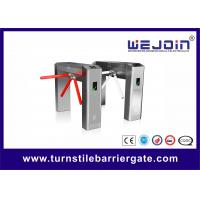 Buy cheap Portable electric Subway Tripod Turnstile Gate For Improve Working Productivity from wholesalers