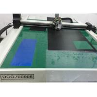 Buy cheap 1000mm / S Max Sticker Cutting Plotter Machine With Back Up Paper from wholesalers