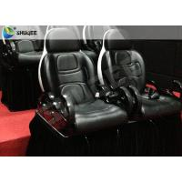 Buy cheap Mini Home 5D Cinema Equipment 5D Simulator System with Pneumatic / Electric System product