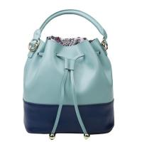 Buy cheap China Supplier Offer Genuine Leather Drawstring Bags Wholesale from wholesalers