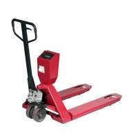 Buy cheap Explosion Proof Pallet Jack With Weight Scale / Hand Pallet Truck With Weighing Scale from wholesalers