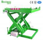 Buy cheap Hydraulic Scissor Lift, Cargo Lift Table 2 Tons Loading Capacity from wholesalers
