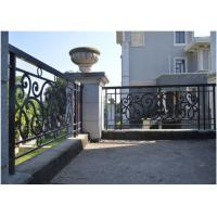 Buy cheap Aluminum Porch Wire Metal Fence , Galvanized Mesh Fence Balcony Veranda Railing from wholesalers